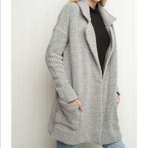 Brandy Melville Long Wooly Coat